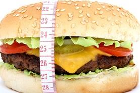Obesità panino